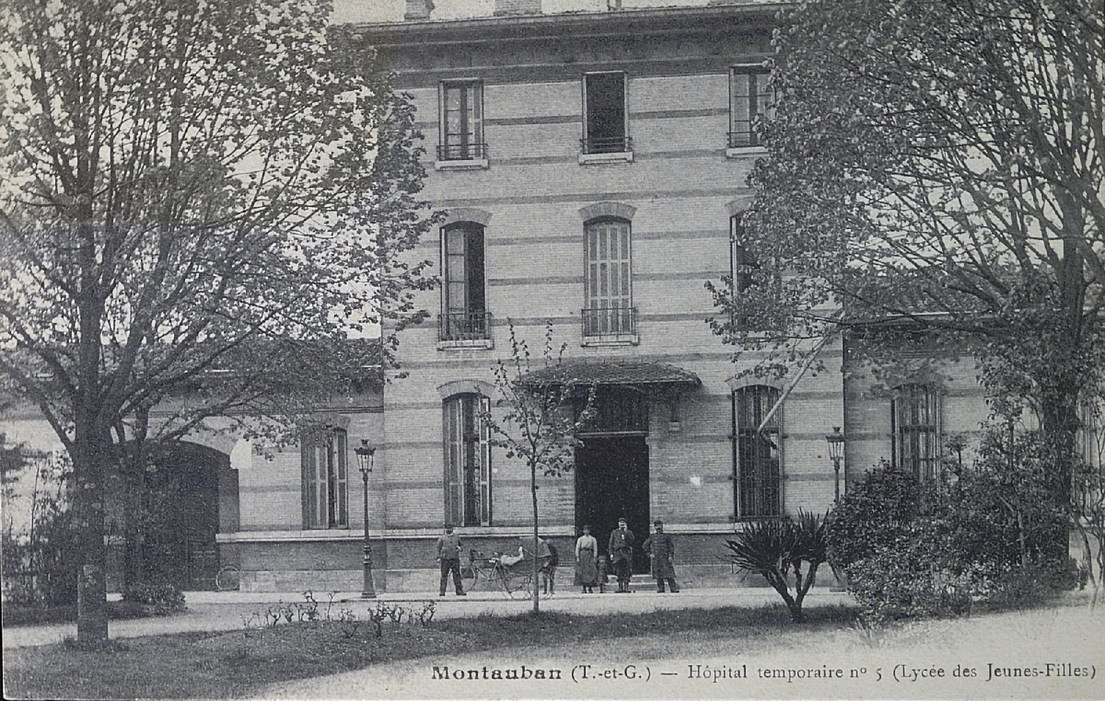 Hôpital temporaire n°5