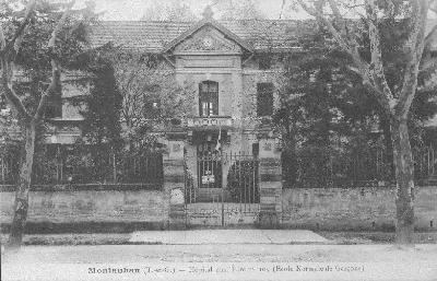Hôpital auxiliaire n°105