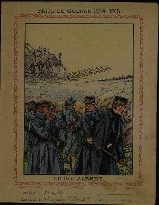 Faits de guerre 1914-1918